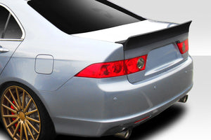 Duraflex Spoiler Acura TSX (04-08) Type M or RBS Rear Wing Trunk Lid