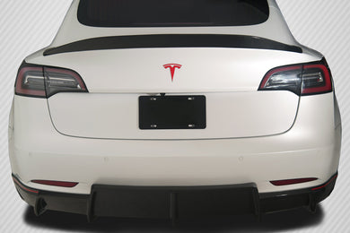 Carbon Creations Spoiler Tesla Model 3 [GT Concept] (2018-2020) 2x2 Carbon Fiber Wing