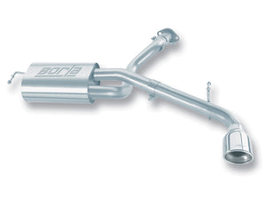 Borla Exhaust Scion tC [S-Type Axle Back] (2005-2010) 11743
