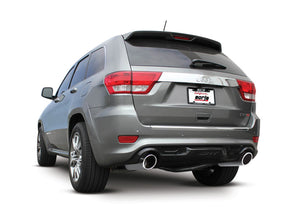 Borla Exhaust Jeep Grand Cherokee SRT8 [S-Type Axleback] (2012-2014) 11826