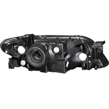 Load image into Gallery viewer, Anzo Crystal Headlights Mazda Protege (2001-2003) [Black Housing] 121107