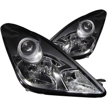 Load image into Gallery viewer, Anzo Crystal Headlights Toyota Celica (2000-2005) Black