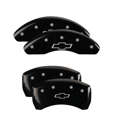MGP Brake Caliper Covers Chevy HHR / Malibu / Cobalt (2004-2012) Black / Red / Yellow