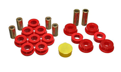 Energy Suspension Front Control Arm Bushings Honda Prelude (92-96) Red or Black