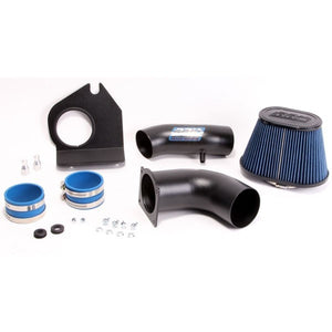 BBK Cold Air Intake Kit Ford Mustang / SVT Cobra 5.0L V8 [Fenderwell Style] (94-95) Chrome or Blackout