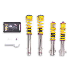 KW V1 Coilovers Audi A3 Quattro 1.8T w/ Magnetic Ride [Variant 1] (2015-2020) 1021000P