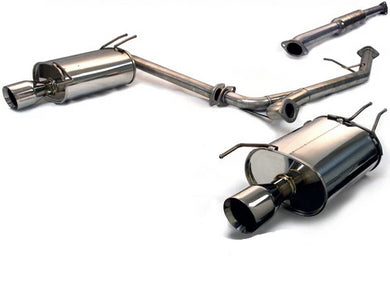 Tanabe Medalion Touring Exhaust Acura TSX (2004-2008) T70093