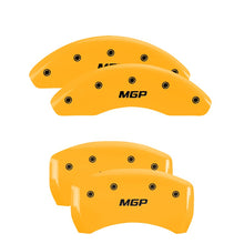 Load image into Gallery viewer, MGP Brake Caliper Covers Pontiac G6 (2005-2010) Red / Yellow / Black