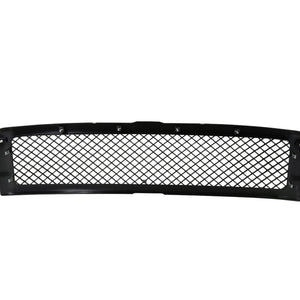 Spec-D Grill Dodge Ram 1500/2500/3500 (94-01) Mesh Gloss Black