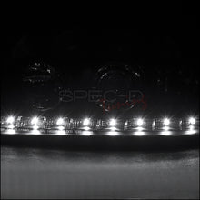 Load image into Gallery viewer, Spec-D Projector Headlights Ford Crown Victoria [SMD Halo] (98-11) Black or Chrome