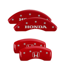 Load image into Gallery viewer, MGP Brake Caliper Covers Honda CRZ (2011-2016) Red / Yellow / Black