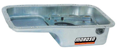 Moroso Oil Pan Honda B Series B16/B18/B20 (Road Race - Baffled) 20910