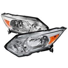 Load image into Gallery viewer, Spec-D OEM Replacement Headlights Honda HRV (2015-2018) Black or Chrome