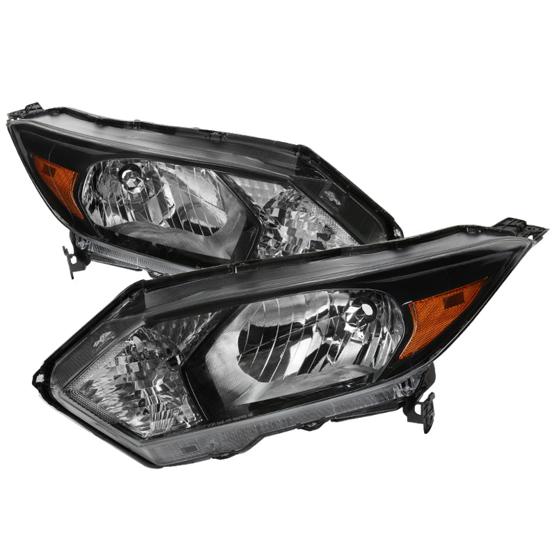 Spec-D OEM Replacement Headlights Honda HRV (2015-2018) Black or Chrome