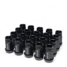 Load image into Gallery viewer, Skunk2 Lug Nuts (Black - 16 Piece - M 12x1.5) 520-99-0855