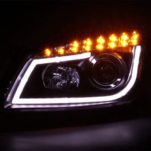 Load image into Gallery viewer, Spec-D Projector Headlights Chevy Malibu LS/LT/LTZ [Halo LED] (08-12) Black