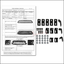 Load image into Gallery viewer, Spec-D Grill Toyota Tacoma (2012-2015) Mesh Black Rivet Style