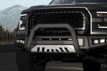 Load image into Gallery viewer, Armordillo Bull Bar GMC Yukon/Yukon XL 2500 [AR w/ Skid Plate] (00-06) Matte Black w/ or w/o LED