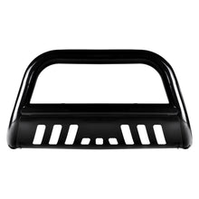 Load image into Gallery viewer, Armordillo Bull Bar Guard Dodge Ram 1500 [Classic w/ Skid Plate] (06-08) Black/Matte Black/Polished