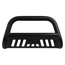 Load image into Gallery viewer, Armordillo Bull Bar Guard GMC Yukon/Yukon XL [Classic w/ Skid Plate] (07-17) Black/Matte Black/Polished