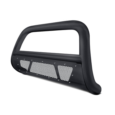 Armordillo Bull Bar GMC Yukon 1500 [MS w/ Skid Plate] (2000-2006) Texture or Matte Black Finish