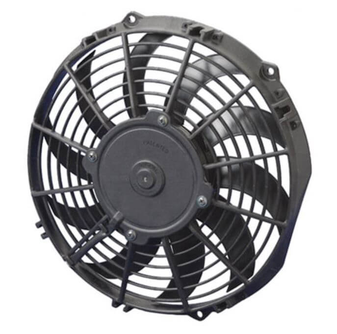 Spal Electric Radiator Fan 10 Quot Puller Style High