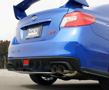 Load image into Gallery viewer, HKS Legamax Exhaust Subaru WRX & STi (2015-2019) 31021-BF001