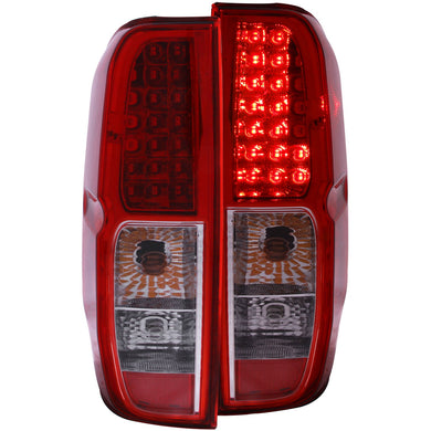 Anzo LED Tail Lights Nissan Frontier (2005-2013) Clear or Smoke