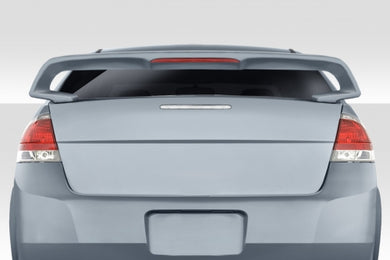 Duraflex Spoiler Ford Focus Sedan (2008-2011) Rally Sport Wing Spoiler