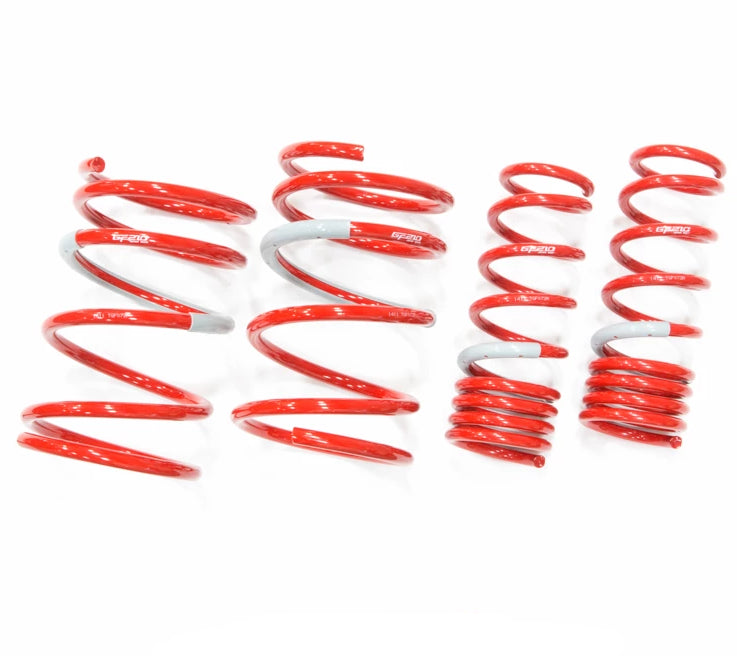 Tanabe TGF072 GF210 Front /& Rear Lowering Coil Spring For Mitsubishi Lancer EVO8