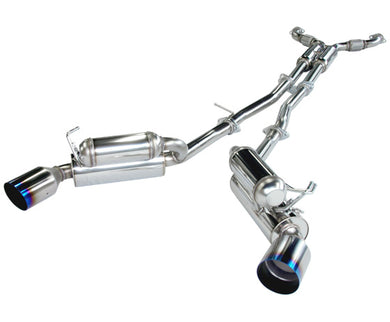 HKS Hi Power Exhaust Infiniti G35 Coupe RWD (2003-2007) 32009-BN002