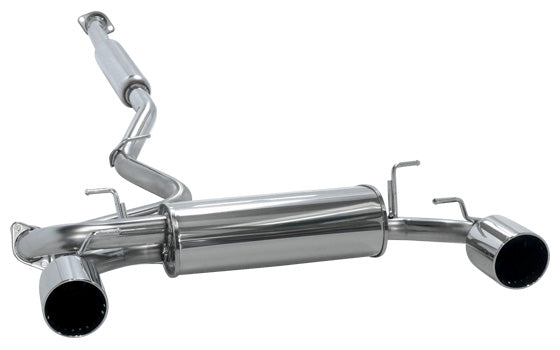 HKS Legamax Exhaust FRS / BRZ / 86 (2013-2019) 32018-AT040