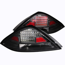 Load image into Gallery viewer, Anzo LED Tail Lights Honda Accord 2Dr (2003-2005) Black
