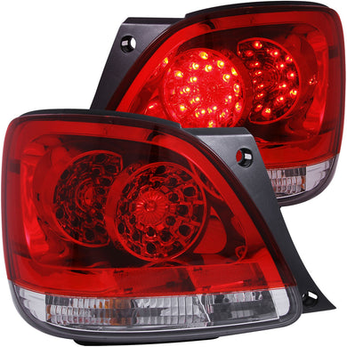Anzo LED Tail Lights Lexus GS300 (01-05) GS400 (2001) GS430 (02-05) Red