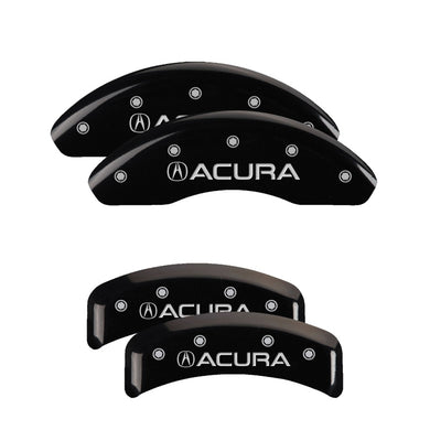 MGP Brake Caliper Covers Acura TL / CL (1999-2003) Red / Yellow / Black
