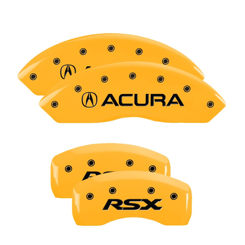 MGP Brake Caliper Covers Acura RSX Type-S (2002-2006) Red