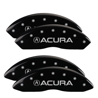 MGP Brake Caliper Covers Acura RL (1999-2004) Red / Yellow / Black