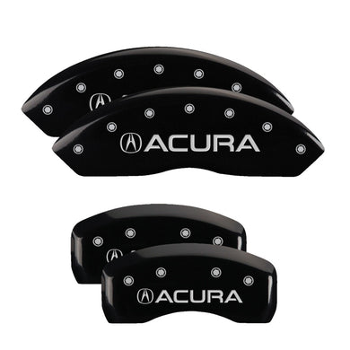 MGP Brake Caliper Covers Acura TSX (2009-2014) Red / Yellow / Black