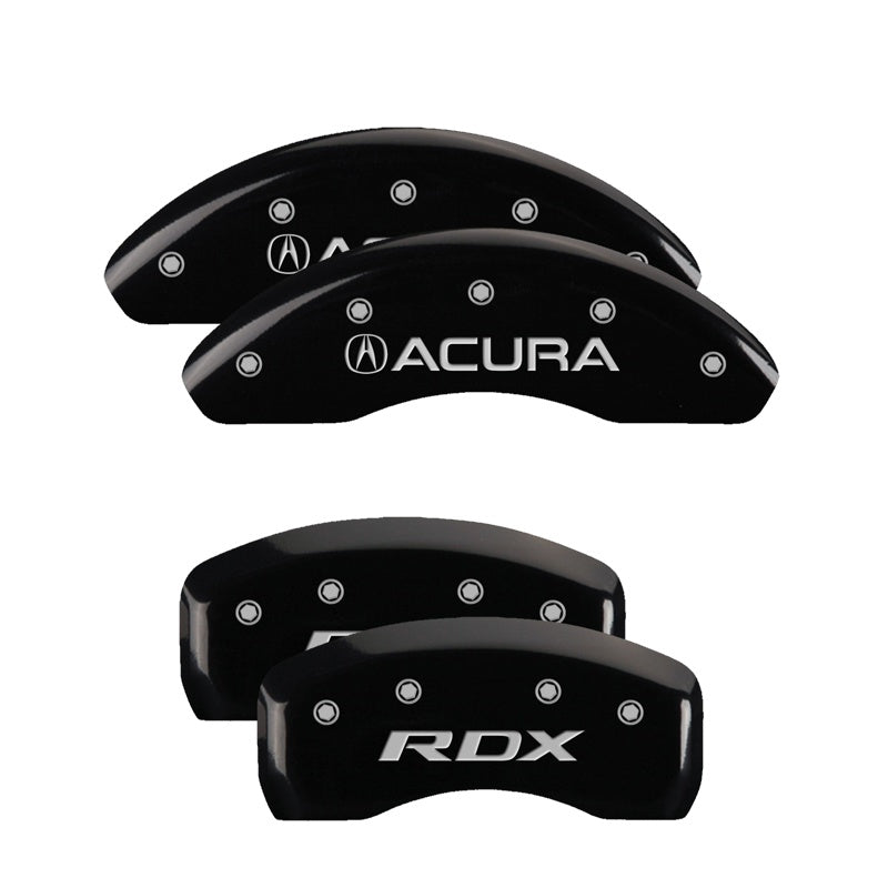 MGP Brake Caliper Covers Acura RDX (2007-2012) Red
