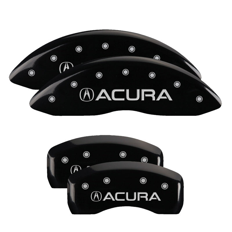 MGP Brake Caliper Covers Acura MDX (2017-2019) Red