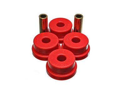Energy Suspension Rear Differential Carrier Bushings Corvette C4 (84-96) Red or Black