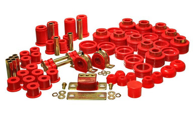 Energy Suspension Hyper-Flex Master Bushing Set GMC Yukon (95-99) Black or Red