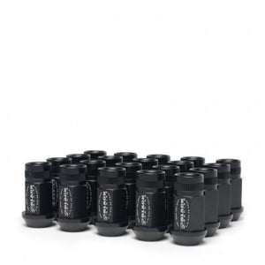 Skunk2 Lug Nuts (Black - 16 Piece - M 12x1.5) 520-99-0855