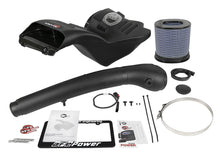 Load image into Gallery viewer, aFe Momentum HD Air Intake Ford F150 V6 Turbo Diesel (18-19) Dry or Oiled Air Filter