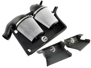 aFe Magnum FORCE Stage-2 Cold Air Intake w/ Scoop BMW 335i (E90/92/93) Turbo (07-10) Oiled or Dry Filter