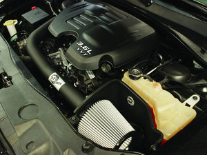 aFe Magnum FORCE Stage-2 Cold Air Intake Dodge Challenger/Charger (11-19) Oiled or Dry Filter