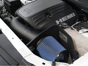 aFe Magnum FORCE Stage-2 Cold Air Intake Dodge Challenger/Charger 5.7L HEMI (11-19) Oiled or Dry Filter