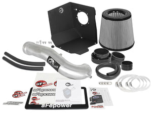 aFe Magnum FORCE Stage-2 Brushed Cold Air Intake Cadillac Escalade (15-19) Oiled or Dry Filter