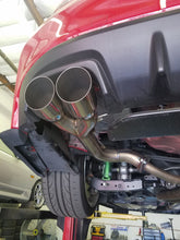 Load image into Gallery viewer, BLOX Muffler Delete Exhaust Subaru WRX & STi (2015-2020) Polished or Black