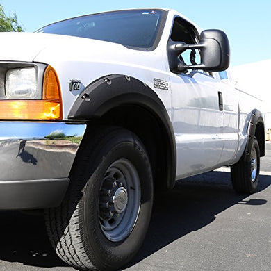 Spec-D Fender Flares Ford F250 / F350 Super Duty (1999-2007) Rugged Offroad Style